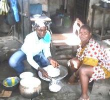 préparation repas